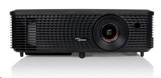Optoma projektor S321(DLP, 3D ready, SVGA, 3200, 20000:1, VGA) - ROZBALENO - BAZAR
