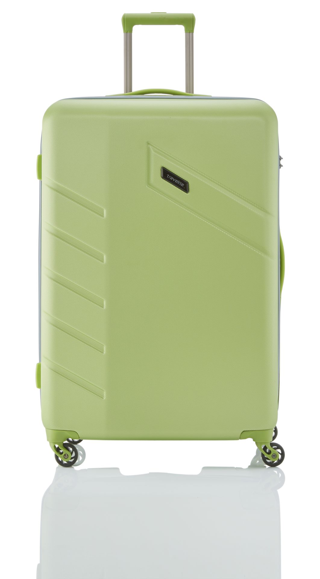 Travelite Tourer 4w S,M,L Light green – sada 3 kufrů