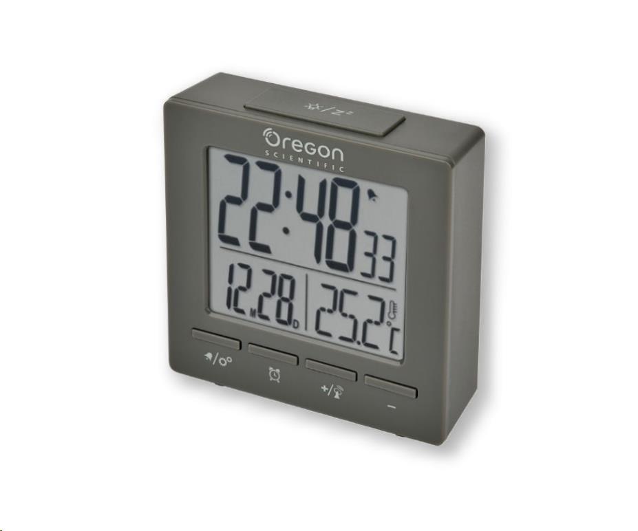 Oregon RM511G - digitální budík s teploměrem