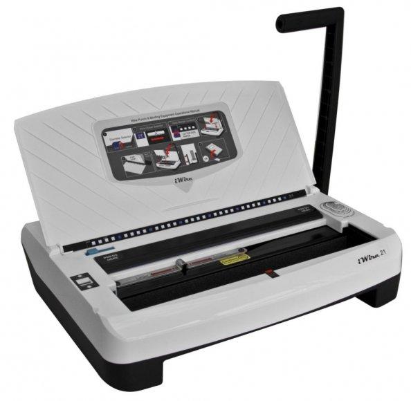 Vázací stroj iWire 21