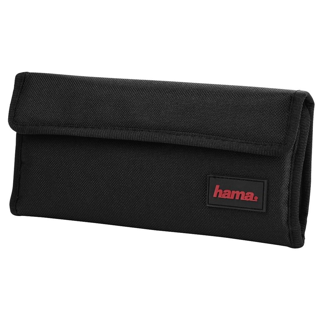 Hama set: UV filtr, polarizační filtr, pouzdro, průměr 52 mm