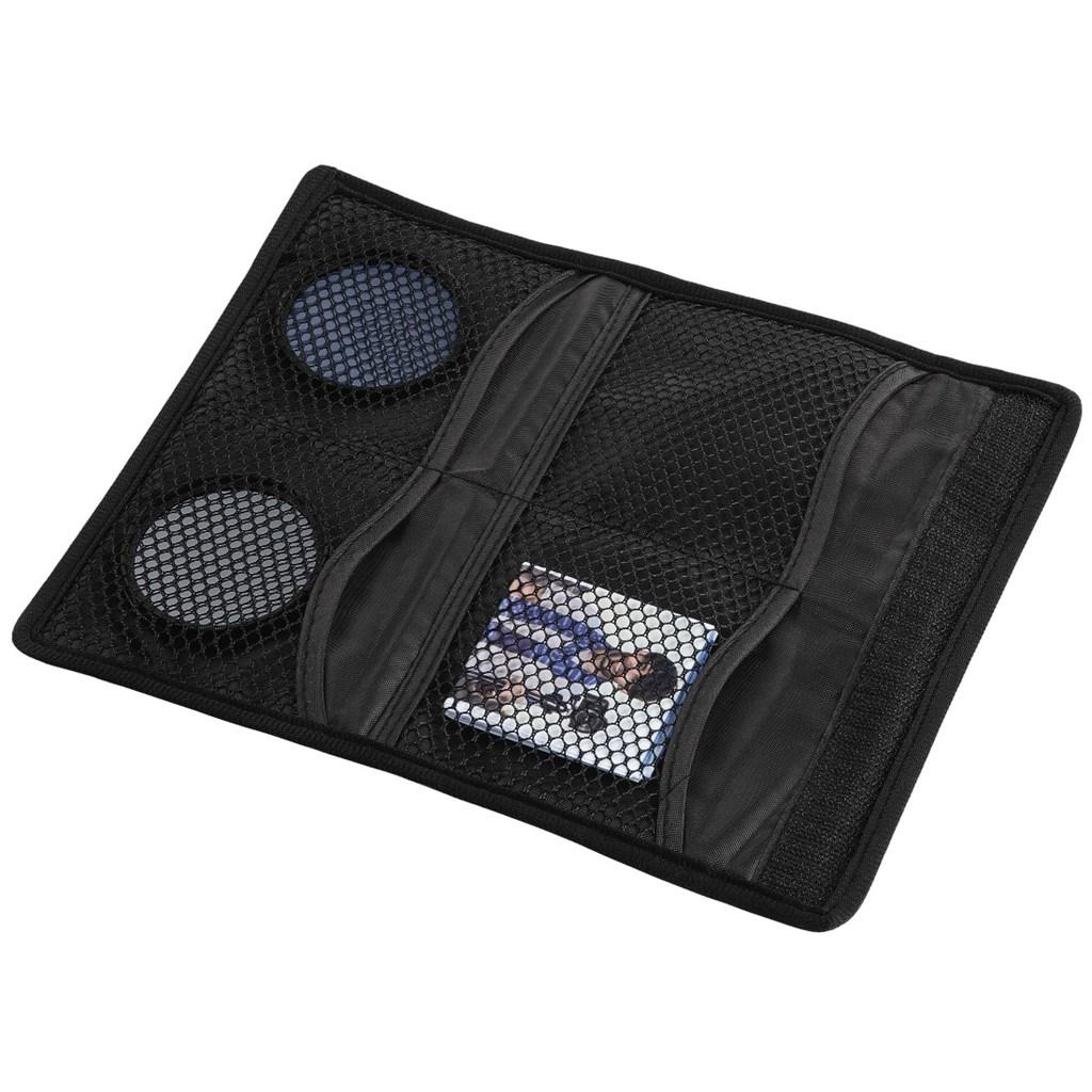Hama set: UV filtr, polarizační filtr, pouzdro, průměr 58 mm