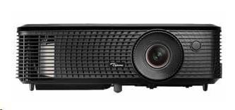 Optoma projektor HD142X (DLP, FULL 3D, 1080p, 3 000 ANSI, 25 000:1, 2x HDMI + plátno ZDARMA
