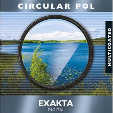 Exakta cirkulárně polarizační filtr 72mm
