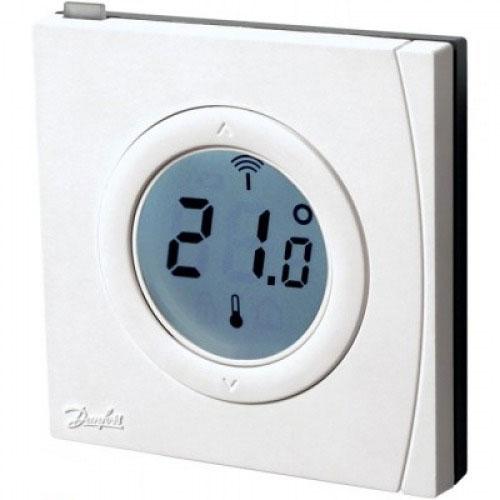 Danfoss Link RS (room sensor), prostorový termostat