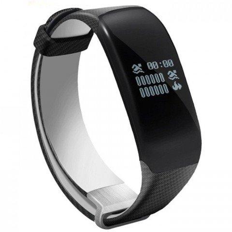 Deveroux H5 - fitness náramek, černý