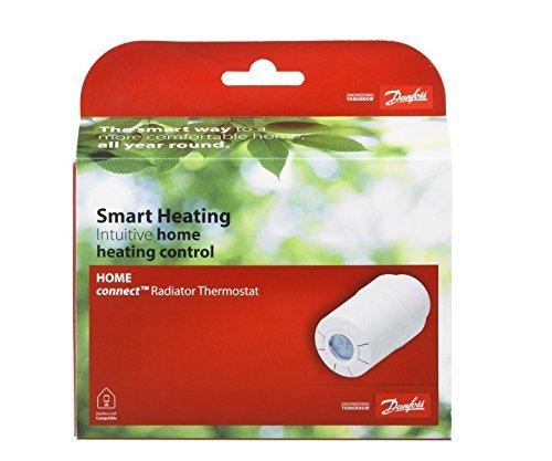 Danfoss Home Link Connect, bezdrátová termostatická hlavice