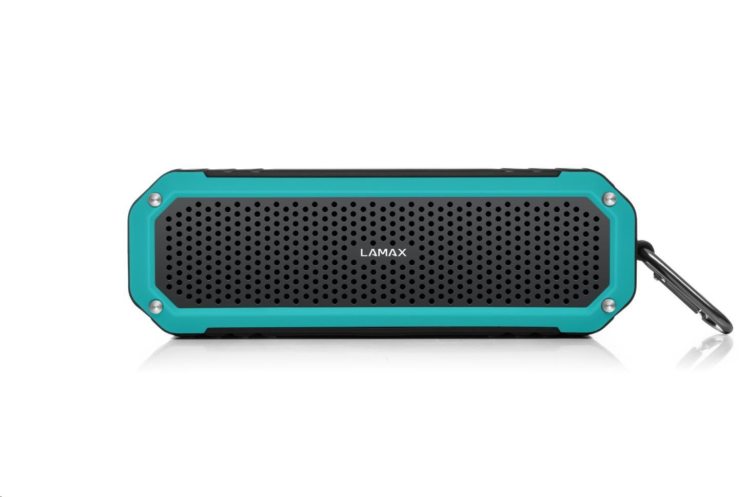 LAMAX Beat Sentinel SE-1 Bluetooth reproduktor / rozbaleno