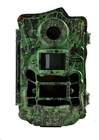 """ScoutGuard BG962-X30W, digitální fotopast, 30 Mpx, 2"""" LCD displej, potlačení rozmazání obrazu"""