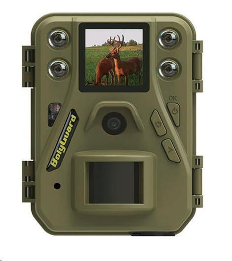 """ScoutGuard SG520, digitální fotopast, 12 Mpx, 1.44"""" displej"""