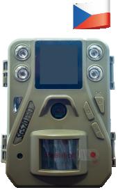 ScoutGuard SG520 PRO 8GB SD-karta zdarma