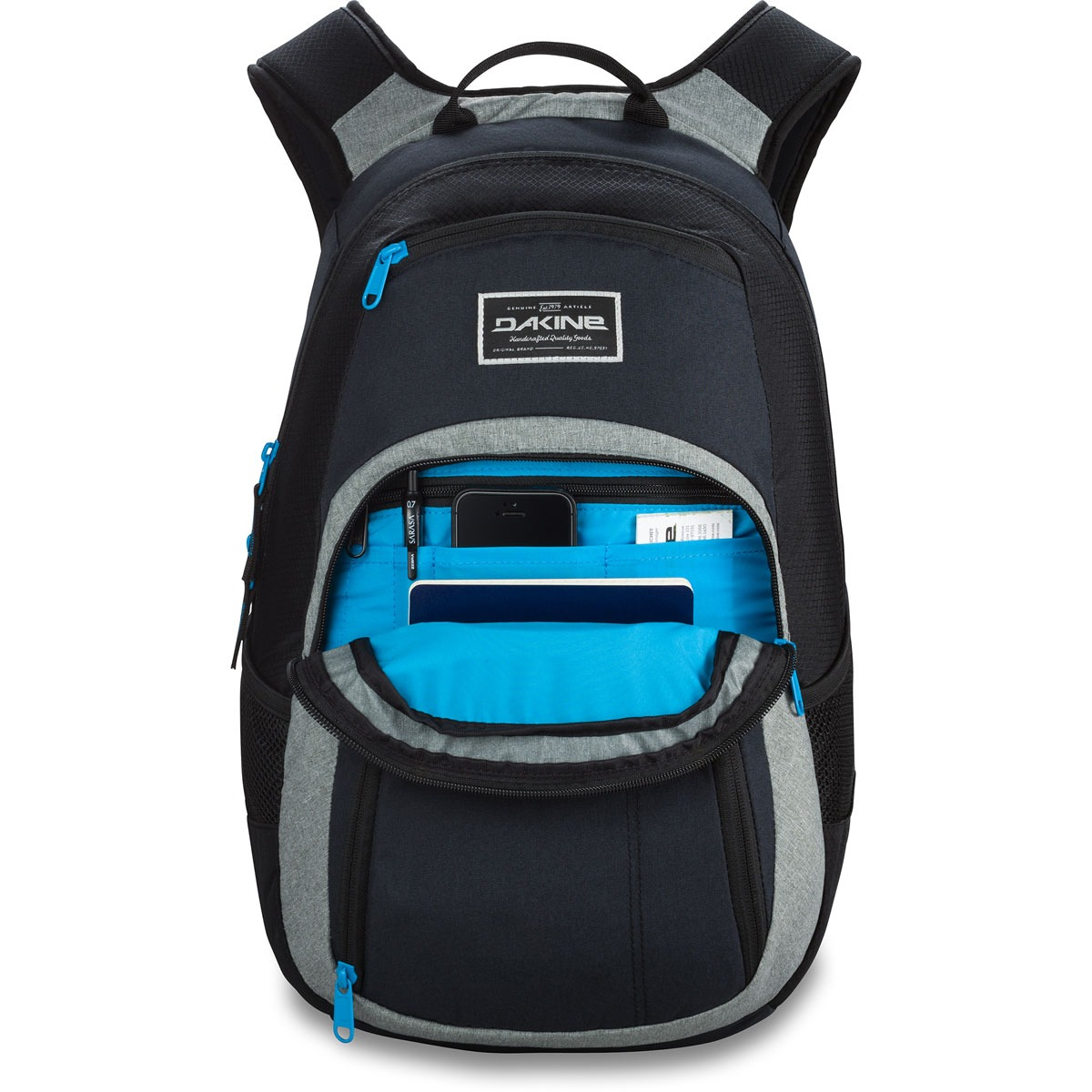 Cestovní taška Dakine Campus 25L Tabor CAMPUSDLX33L-TABOR-610934146578 10001284 TABOR-71X MAIN  - ukázka interiéru batohu ... 6ace2f4abe