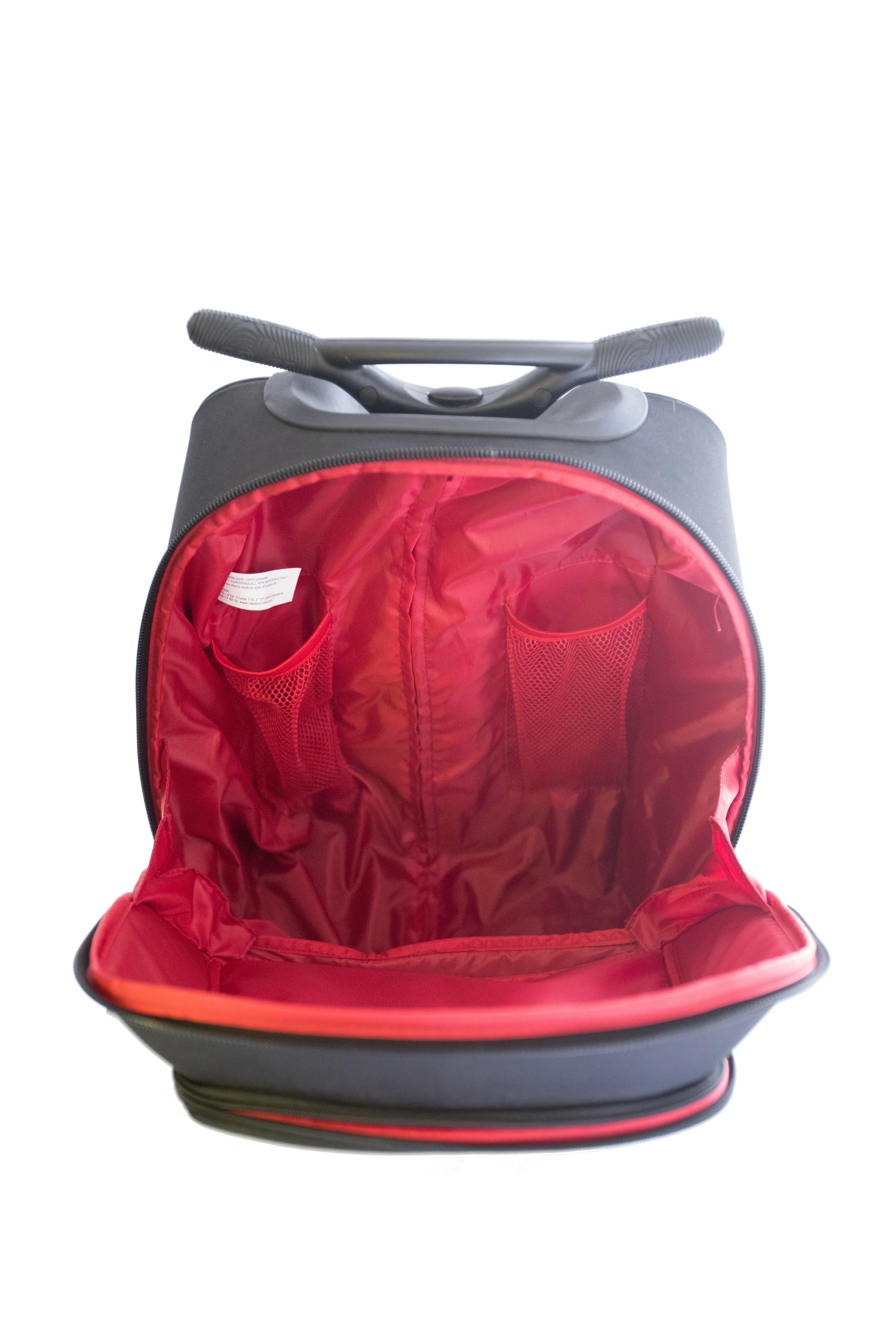 Školní taška na kolečkách Nikidom Roller XL Mandala  b1268f8b0e